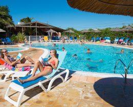 Camping Hyères avec piscine chauffée