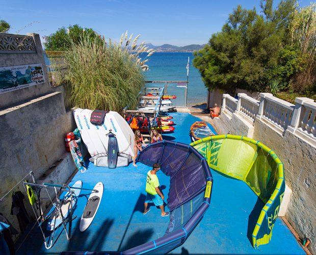 Camping International de Giens avec accès Mer
