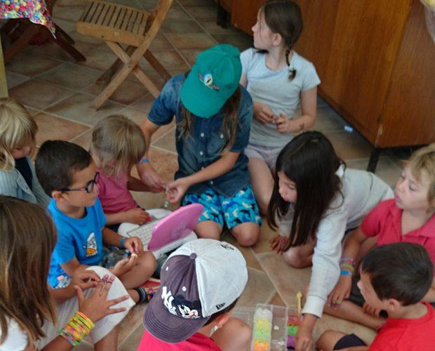 Activités enfants au camping International 4 étoiles