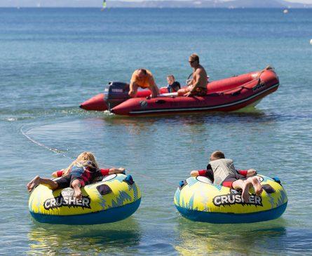 Activités nautiques à proximité du Camping International 4 étoiles