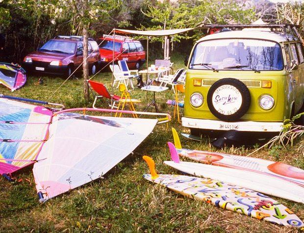 Camping 4 étoiles près d'un spot de surf