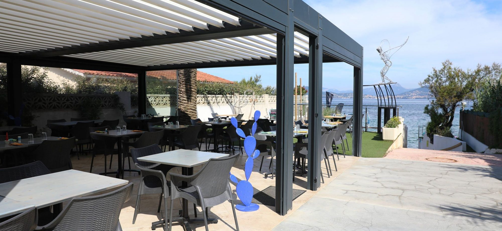 Restaurant du camping International Giens