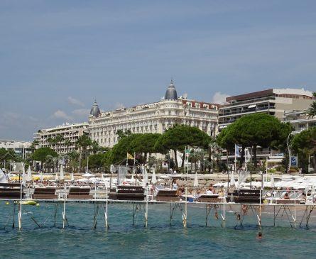 Camping aux alentours de Cannes